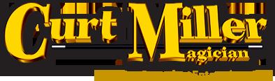 Curt Miller Magician Logo